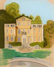 Julienne Pauline Isidorine WALTER dite ZOUM 1902 - 1974 LA MAGALONNE -1924 Pastel sur papier