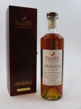 1 bouteille COGNAC FRAPIN TRESOR DU CHATEAU FONTPINOT Multimillésime n°1 (1982/1983/1985) Grande Champagne