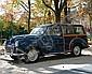 MORRIS Minor Traveller 1000 - 1970 # MAW5D1286245F Bleu Trafalgar, intérieur en simili cuir gris. Véhicule restauré, bois refa...