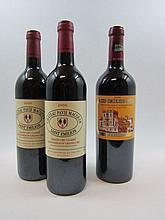 3 bouteilles 1 bt : CHÂTEAU DUCRU BEAUCAILLOU 2006 2è GC Saint Julien