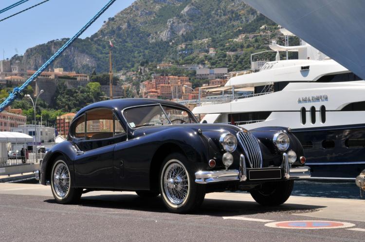 1957 JAGUAR XK 140 COUPE  No reserve