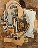 Jacques DOUCET (1924 - 1994) SANS TITRE (TABLEAU-COLLAGE) - 1967-68 Collage sur toile, Jacques (1924) Doucet, €4,000