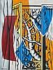 Georges BAUQUIER (1910 - 1997) LA FENÊTRE - 1956 Huile sur toile