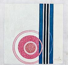 Frank KUPKA 1871 - 1957 ETUDE POUR