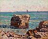 Armand GUILLAUMIN 1841 - 1927 SAINT-PALAIS, LA PIERRIERE - Circa 1902 Huile sur toile, Armand Guillaumin, €25,000