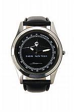 CONCORDE-PARIS NEW-YORK  Montre bracelet par Guy Brochot Design