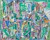 Alexandre ISTRATI (1915-1991) SANS TITRE - 1955 Huile sur toile
