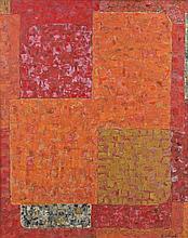 Alexandre ISTRATI (1915-1991) SANS TITRE - 1951 Huile sur toile
