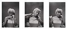 Eve ARNOLD (Née en 1912) Ensemble de trois photographies