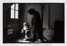 Duane MICHALS Né en 1932 THE BOOGEYMAN - 1972 Serie de 7 tirages argentiques d'époque