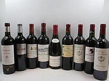 12 bouteilles 1 bt : CHÂTEAU BRANAIRE DUCRU 2006 4è GC Saint Julien