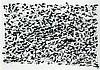 Henri MICHAUX (1899-1984) SANS TITRE - Circa 1960 Encre sur papier