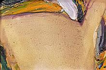 Olivier DEBRE (1920 - 1999) SABLE - 1968 Huile sur toile