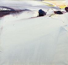 Olivier DEBRE (1920-1999) COMPOSITION - 1979 Huile sur toile