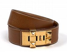 HERMES Paris made in france Ceinture