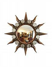 Mark BRAZIER-JONES (Né en 1956) Miroir convexe