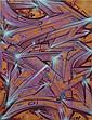 DARCO (né en 1968) AUTOGRAFF-PERNAMBUCO, 2013 Peinture aérosol et marqueurs sur toile