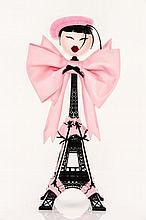 Chantal Thomass  Poupée Tour Eiffel.