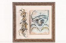 Louise Tilleke - Galerie Catherine Houard