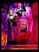 ALI MAHDAVI  Les poupées de Paris - Arielle Dombasle
