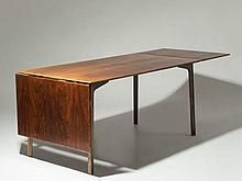 Arne JACOBSEN 1902-1971 RARE TABLE
