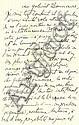 Audiberti 1 l.a.s. et livres - L.A.S., 13 avr. 1937. 2 p. in-8, enveloppe. Très belle lettre au su...