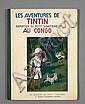 TINTIN - N°2 LES AVENTURES DE TINTIN REPORTER DU PETIT «VINGTIÈME» AU CONGO Les Éditions du Petit «Vingtième»