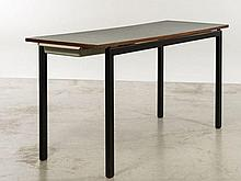 Charlotte PERRIAND (1903 -1999) Table-console dite