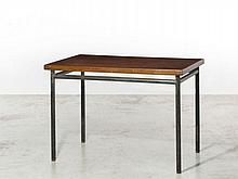 Charlotte PERRIAND, Pierre JEANNERET & Le CORBUSIER (1903-1999, 1896-1967 & 1887-1965) Table dite