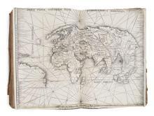 Claude PTOLÉMÉE 100 ?-170 ? Claudii Ptolemei viri Alexandrini Mathematicæ disciplinæ Philosophi doctissimi Geographiæ opus novissima...