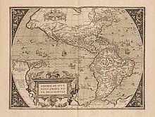 Abraham ORTELIUS 1527-1598 Theatro del mondo