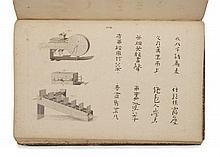 William CHAMBERS 1723-1796 Desseins des édifices, meubles, habits, machines et ustenciles des Chinois.Designs of Chinese buildings,...