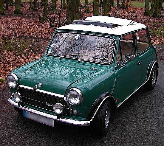 INNOCENTI COOPER Export 1330 cc - 1974 #B39/7 551281 10 000 km depuis restauration totale en mécanique, carrosserie et sellerie...