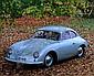 PORSCHE 356 Pré A coupé - 1953 #51463 Exceptionnel et rarissime Pré A livré le 19/12/1953 à Dakar ! 10 années de restauration...