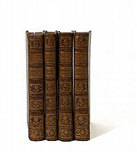 George ANSON  Voyage autour du monde, fait dans les années 1740, 41, 42, 43 & 44