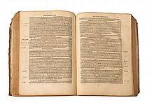 Desiderius Erasmus, dit ÉRASME  [Adagia]. Adagiorum chiliades tres, ac centuriae fere totidem