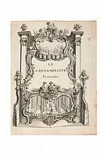 Joseph GILLIERS  Le Cannaméliste français ou Nouvelle instruction pour ceux qui désirent d'apprendre l'office.