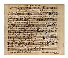 [JOURNAL DES DAMES]  Journal des Dames, par Madame de Maisonneuve. Juin 1765
