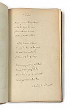 Théodore de BANVILLE  Poésies complètes 1841-1854