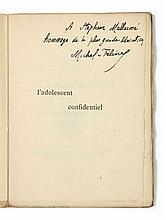 [Stéphane MALLARME] MICHEL- FELINE  L'Adolescent confidentiel