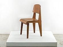 Jean PROUVE (1901 -1984) Chaise dite