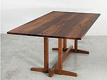 George NAKASHIMA (1905 - 1990) Importante table dite