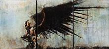 Guy DENNING (né en 1965) THE SECOND EXPULSION - 2014
