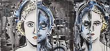 Andrea CLANETTI (né en 1967) MARIA THE ROBOT-WOMAN (1927) - 2014