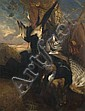 Attribué à Alexandre-Gabriel Decamps Paris, 1803 - Fontainebleau, 1860 Nature morte de volatiles Huile sur toile, Alexandre-Gabriel Decamps, Click for value