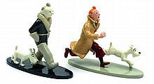 Tintin en aventure 1929/2004