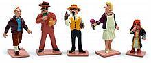Double mini série «10 personnages classiques»