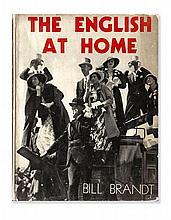 Bill BRANDT 1904 – 1983 THE ENGLISH AT HOME Londres, B.T. Batsford Ltd., 1936