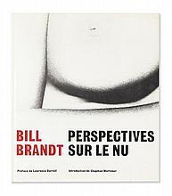 Bill BRANDT 1904 – 1983 PERSPECTIVES SUR LE NU Paris, éditions Prisma, 1961