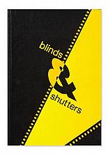 Michael COOPER 1941 – 1973 BLINDS AND SHUTTERS Genesis/Hedley, 1990